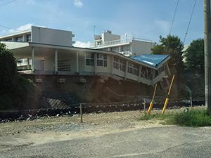 朝倉市立比良松中学校の写真